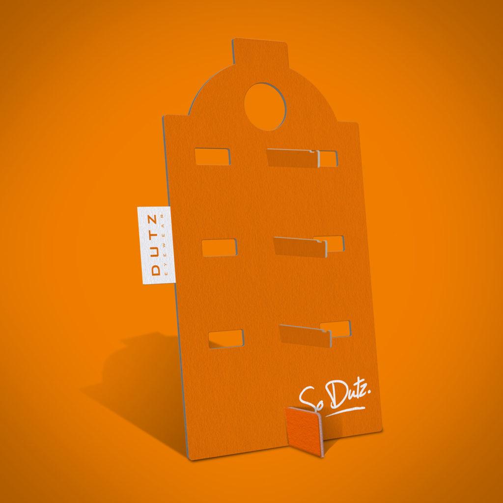 Display Dutz huis