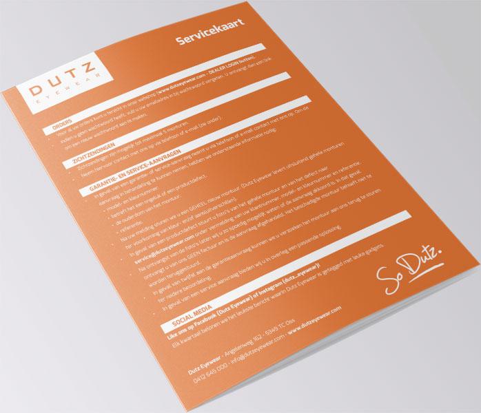 Servicekaart NL